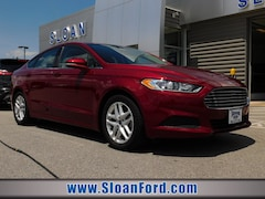 Used 2016 Ford Fusion SE Sedan for sale in Exton, PA at Sloan Ford
