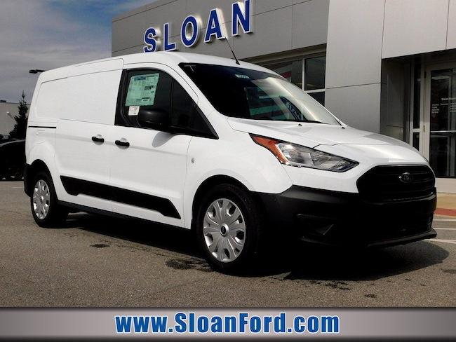 New 2019 Ford Transit Connect Van XL Van Cargo Van for sale in Exton, PA at Sloan Ford