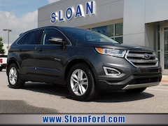 Certified 2015 Ford Edge SEL SUV for sale at Sloan Ford in Exton, PA