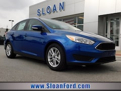 2018 Ford Focus SE Sedan for sale in Exton, PA at Sloan Ford