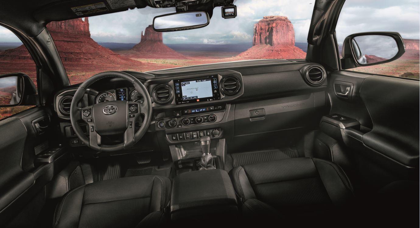 Toyota Tacoma Model Details Glenside Pa