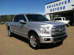 2016 Ford F-150 Platinum FX4 Truck SuperCrew Cab