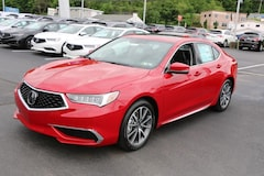 2018 Acura TLX 3.5 V-6 9-AT SH-AWD with Technology Package Sedan V-6