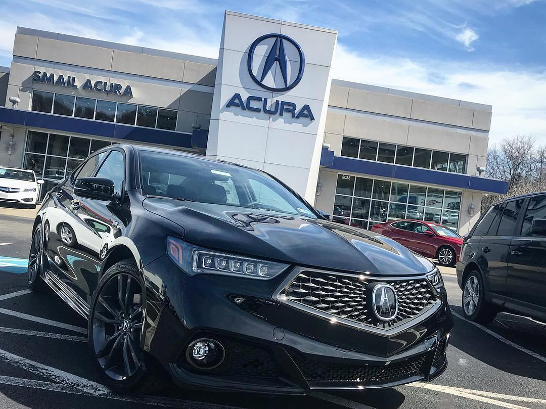 2019 Acura TLX A-Spec 3.5L SH-AWD