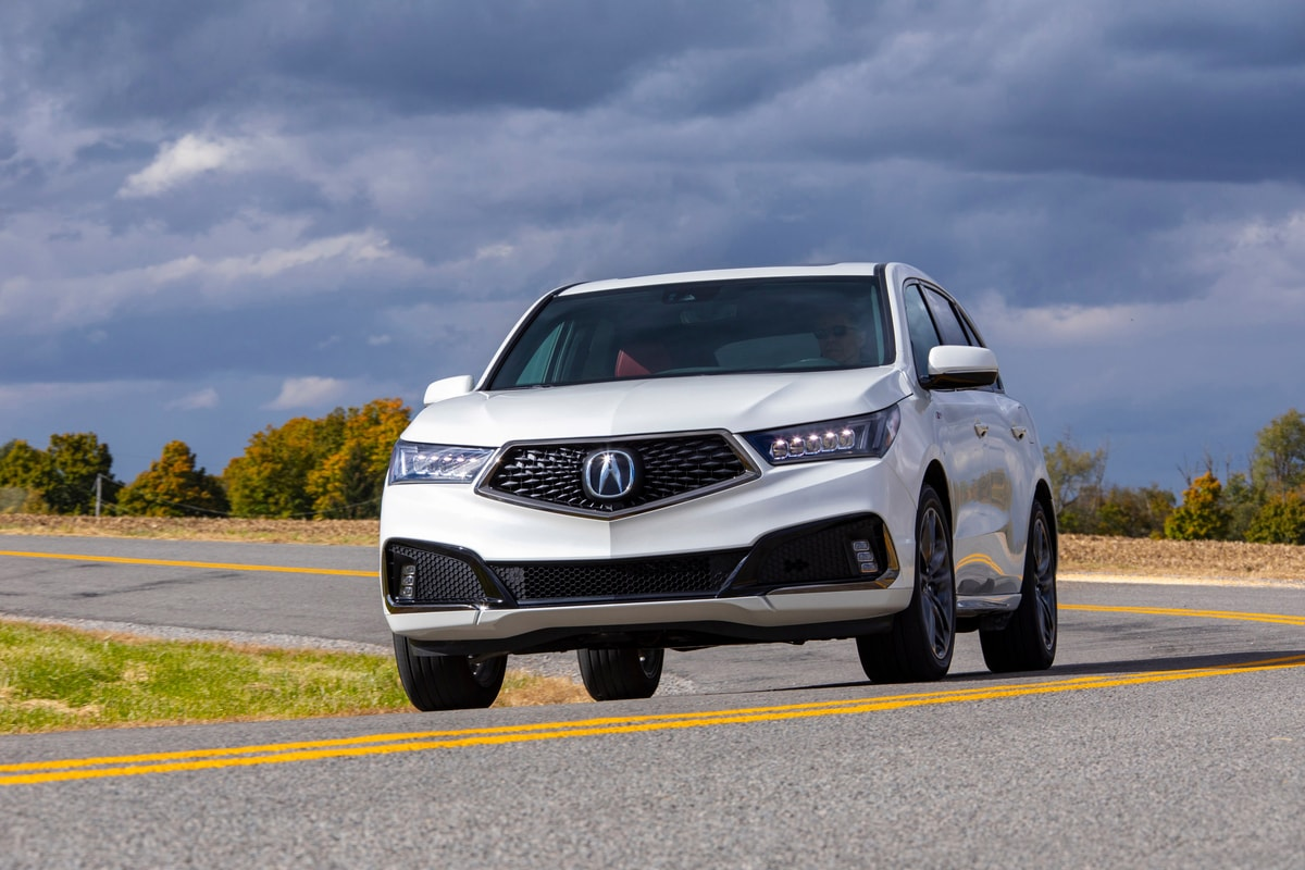 2020 Acura Mdx And Mdx Sport Hybrid Arrive At Dealerships