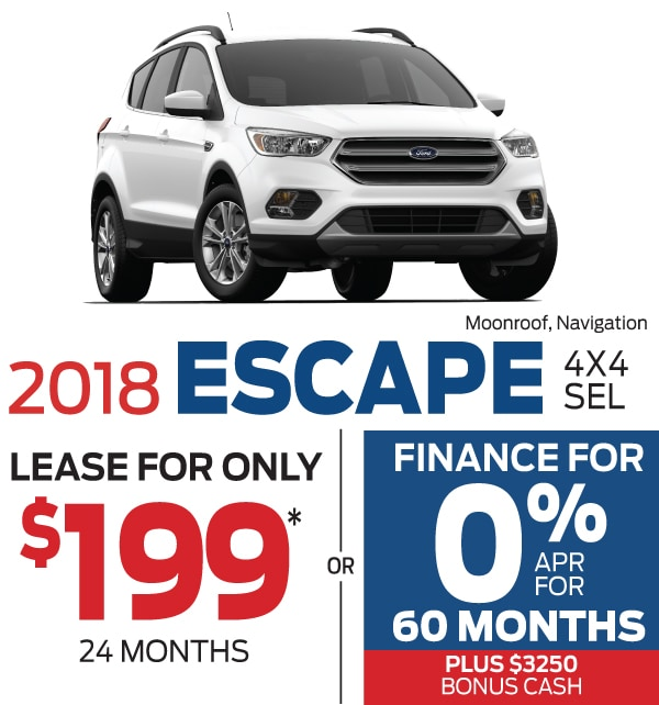 Smail Ford Greensburg: Specials For Lease Or Finance At Smail Ford In Greensburg, PA