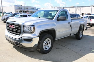 2017 GMC Sierra 1500 4WD Regular Cab 133.0 Truck Regular Cab
