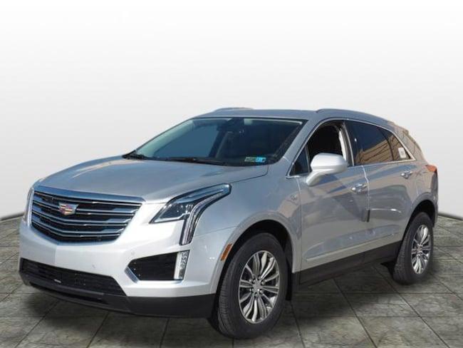 2018 CADILLAC XT5 Luxury SUV V-6 cyl