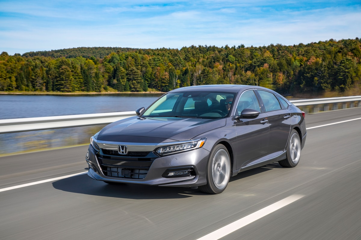 2018 Accord Named Overall Best Buy of 2018 as Honda Models Win 7 ...