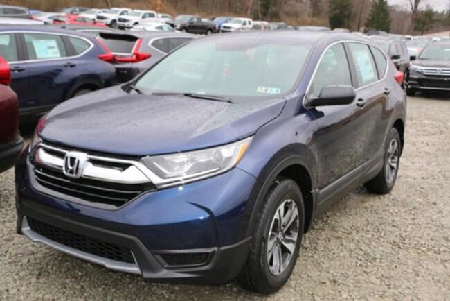 2018 Honda CR-V LX AWD SUV I-4 cyl