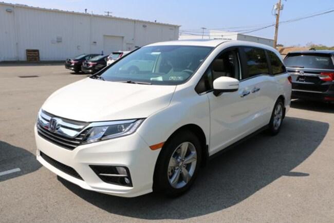 2018 Honda Odyssey EX-L Van V-6 cyl
