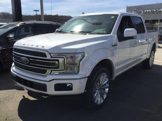 2018 Ford F-150 Limited Truck SuperCrew Cab V-6 cyl