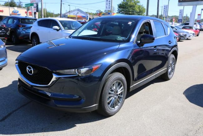 2017 Mazda Mazda CX-5 Touring SUV I-4 cyl