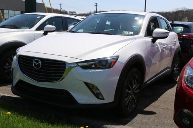 2017 Mazda Mazda CX-3 Grand Touring SUV I-4 cyl