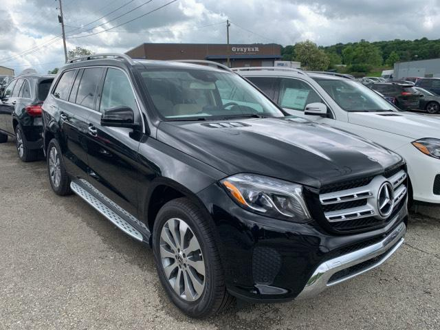 New 2019 Mercedes-Benz GLS 450 4MATIC SUV in Black For Sale at Smail