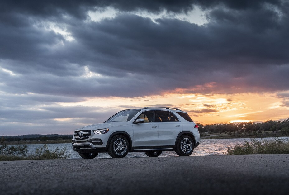 All-new 2020 Mercedes-Benz GLE SUV