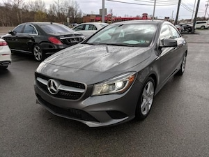 2016 Mercedes-Benz CLA 250 4MATIC Coupe