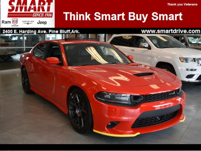 2019 Dodge Charger R/T SCAT PACK RWD Sedan