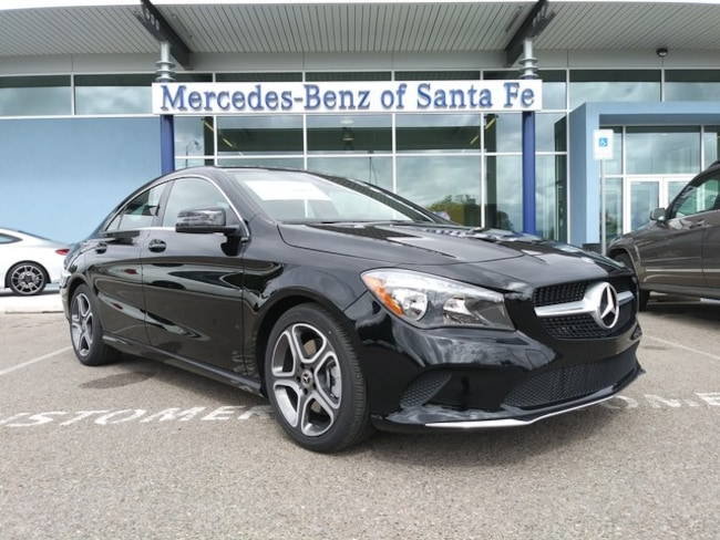 2018 Mercedes-Benz CLA 250 4MATIC Coupe