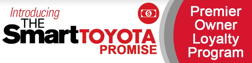 Great Premier Owner Loyalty Program | Smart Toyota Of Quad Cities, Davenport IA