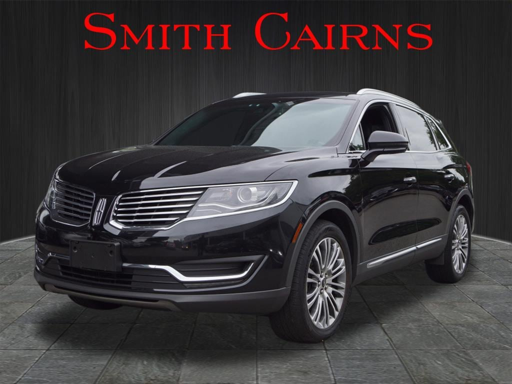 Used 2016 Lincoln MKX Reserve SUV for sale near Manhattan