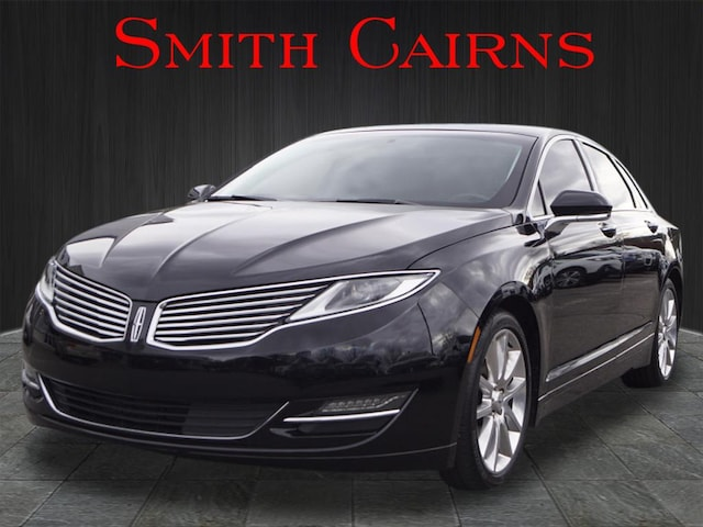 Used 2016 Lincoln Mkz For Sale Yonkers Ny Stock U19769