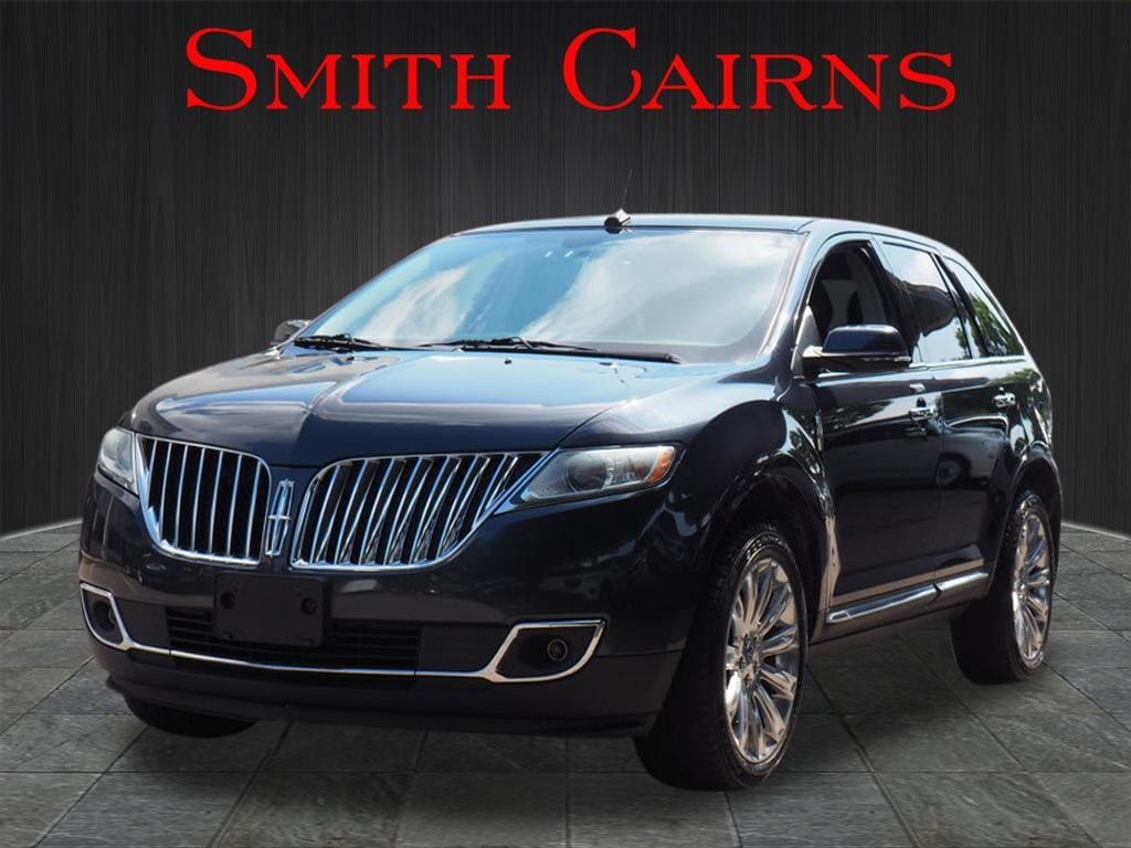 Used 2014 Lincoln MKX SUV for sale near Manhattan