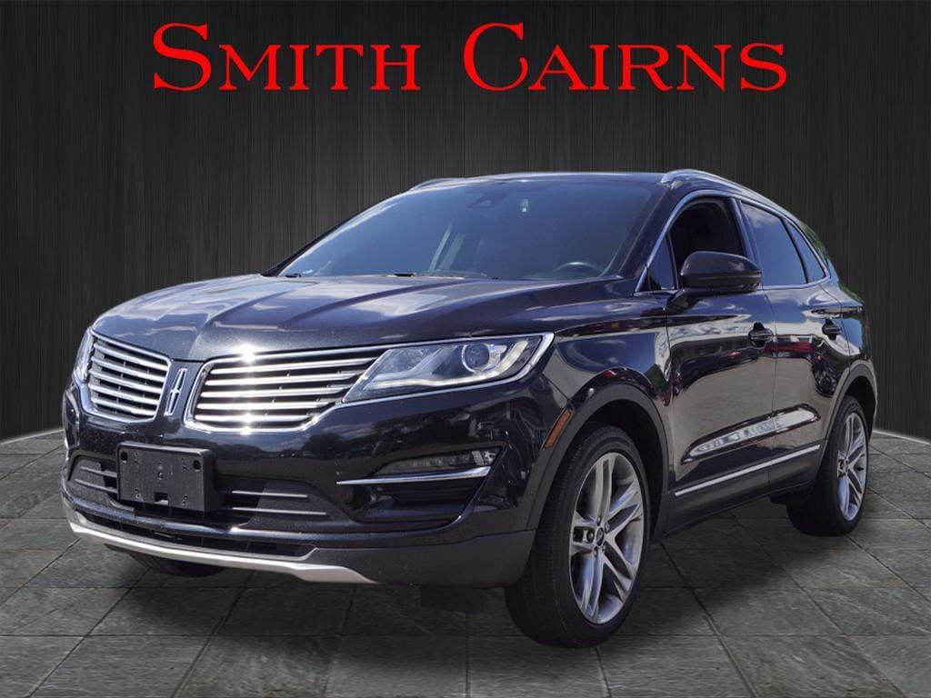 Used 2015 Lincoln MKC SUV for sale near Manhattan