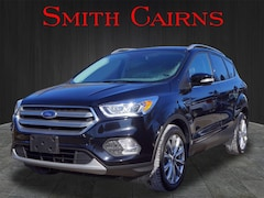 Used Vehicles for sale 2017 Ford Escape Titanium AWD Titanium  SUV 1FMCU9JD9HUC83392 in Yonkers, NY