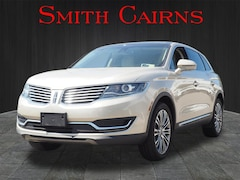 Used 2017 Lincoln MKX Reserve AWD Reserve  SUV for sale in new york