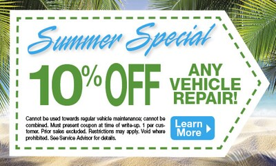 Summer Special Discount