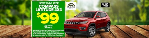 Jeep Compass - March 2020