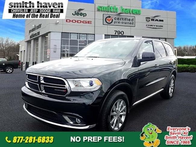 Smith Haven Dodge >> Used 2018 Dodge Durangosxt For Sale St James Ny