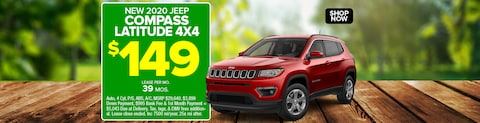 Jeep Compass - May 2020
