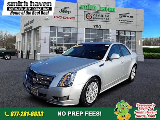 2011 Cadillac CTS Sedan Luxury Sedan