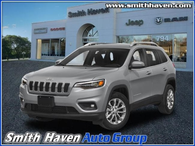 Smith Haven Jeep >> Used 2019 Jeep Cherokee For Sale At Smith Haven Mitsubishi