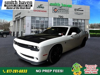 Smith Haven Dodge >> Used 2016 Dodge Challenger For Sale At Smith Haven Mitsubishi Vin