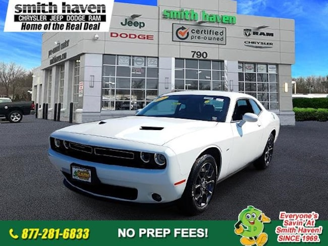 Smith Haven Dodge >> Used 2018 Dodge Challengergt For Sale St James Ny