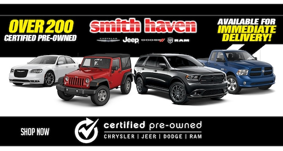Long Island NY Jeep Dodge RAM Chrysler Dealership