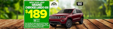 Jeep Grand Cherokee - March 2020