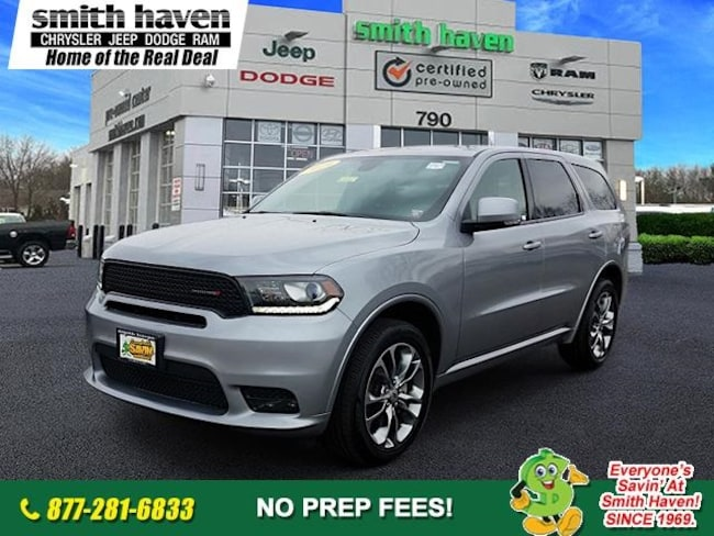 Smith Haven Dodge >> Used 2019 Dodge Durangogt For Sale St James Ny