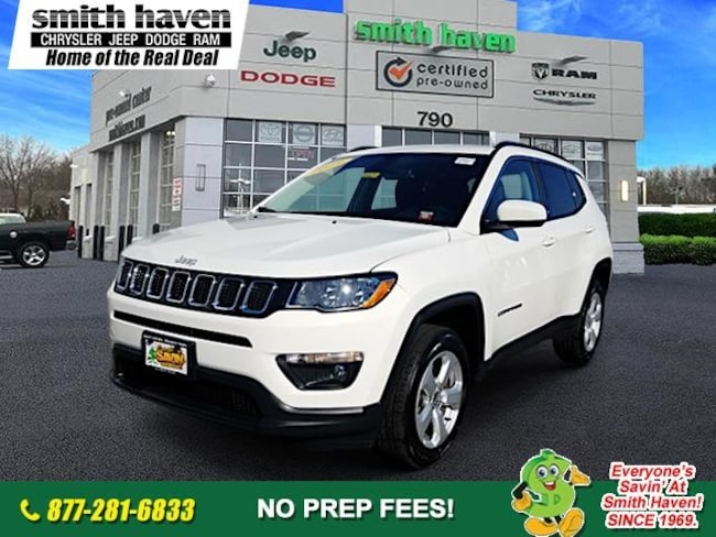 Smith Haven Jeep >> Used 2019 Jeep Compass For Sale At Smith Haven Mitsubishi