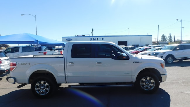 2012 Ford F-150 Crew Cab Short Bed Truck