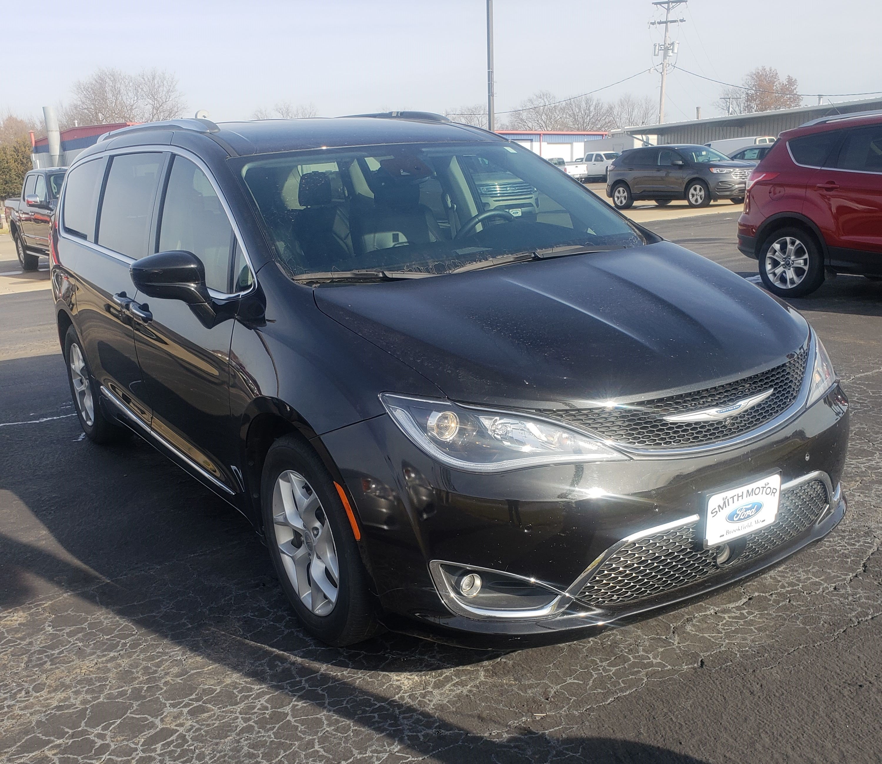2017 Chrysler Pacifica Touring-L Plus Passenger Van