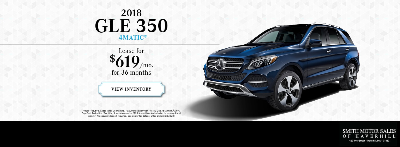 New & Used Mercedes-Benz Dealership in Haverhill | Smith ...