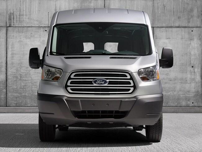 New 2018 Ford Transit-250 Base Cargo Van in Saint James, NY