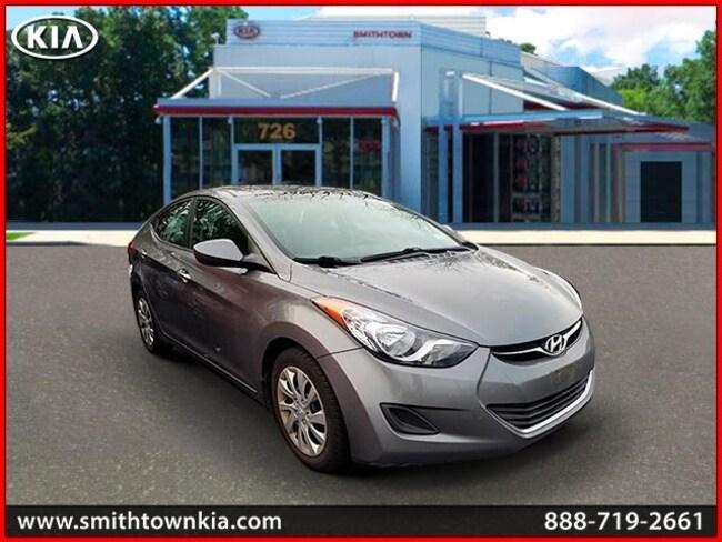 Bargain Used 2013 Hyundai Elantra GLS Sedan near Smithtown, NY