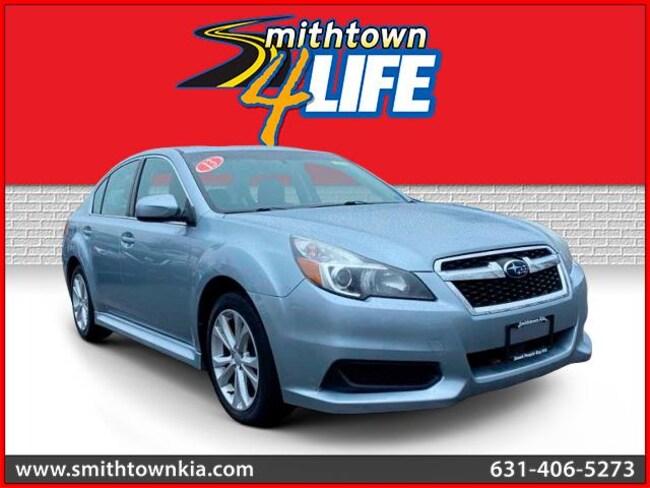 Bargain Used 2013 Subaru Legacy 2.5i Premium Sedan near Smithtown, NY
