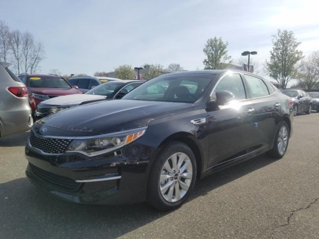 New 2018 Kia Optima EX Sedan in St. James