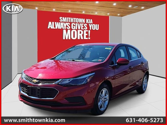 Bargain Used 2017 Chevrolet Cruze LT Hatchback near Smithtown, NY